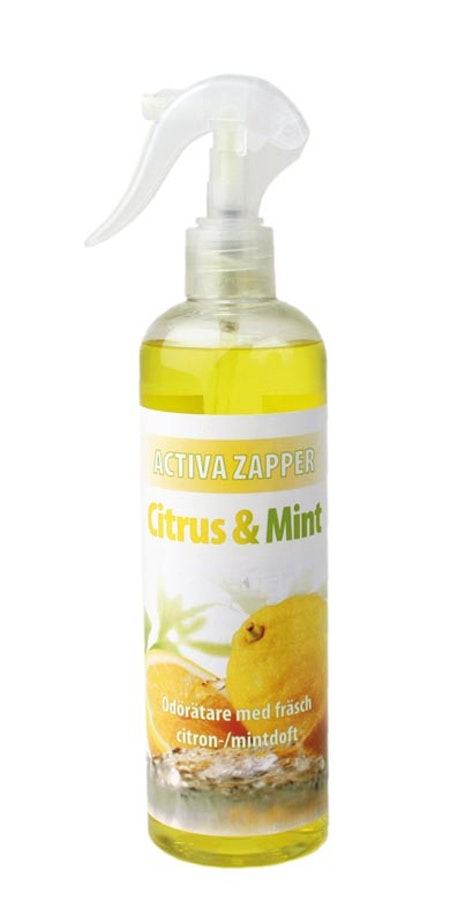 Activa Zapper CitrusMint 400ml Odörätare