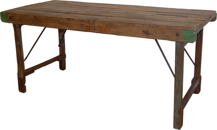 Träbord