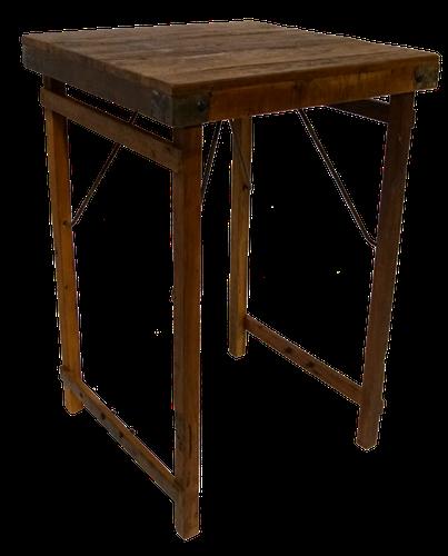 Vintage ståbord
