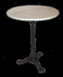 Klassiskt cafebord