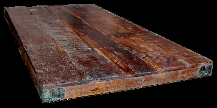 Mörk bordsskiva Large