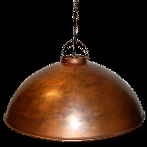 brons taklampa