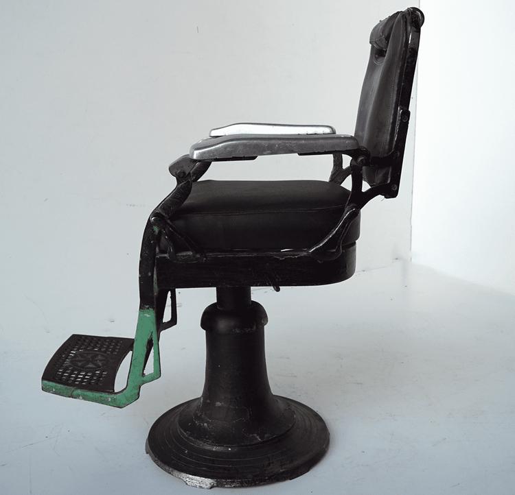 Barbershop stol
