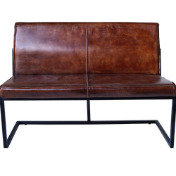 Läder soffa