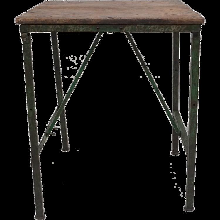 Vintage cafebord