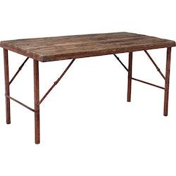 Industriellt matbord