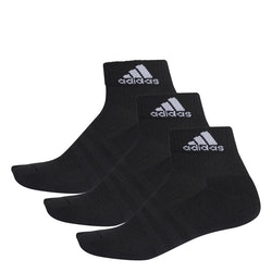ADIDAS - 3-STRIPES PERFORMANCE ANKELSTRUMPOR 3 PACK