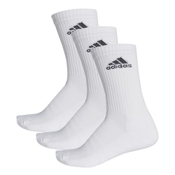 ADIDAS - 3-STRIPES PERFORMANCE STRUMPOR VITA 3 PACK