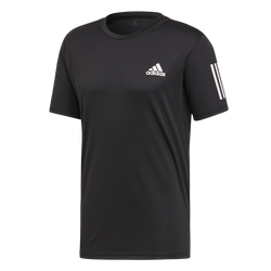 ADIDAS - CLUB 3 STRIPES TEE M SVART 7131d87f7cc50