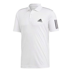 ADIDAS - CLUB 3 STRIPES POLO M VIT