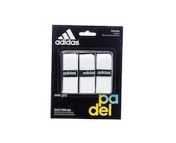 Adidas - Overgrip Vit (3-pack)
