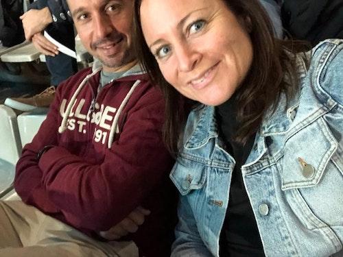 Träning 1 timme - Sergio Bursa & Anna Cielo Jansson