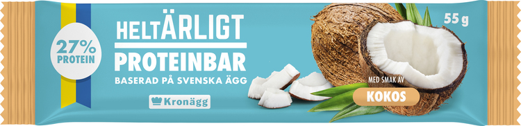 Proteinbar - kokos