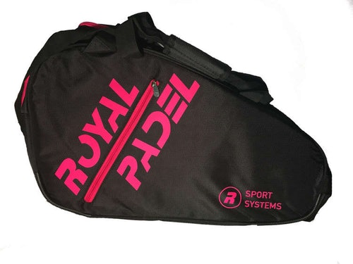 Royal Padelväska Svart/Rosa