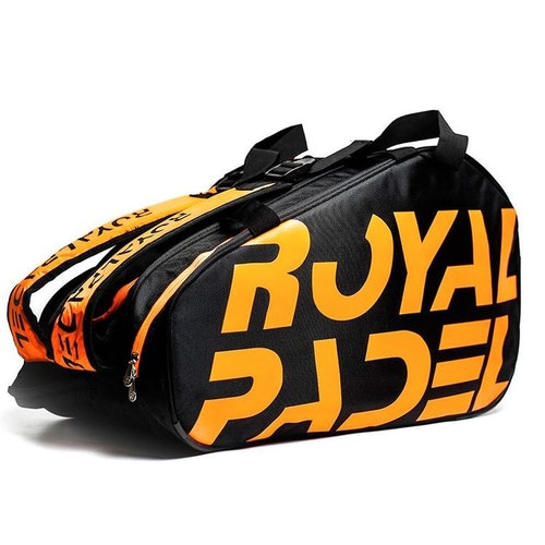 Royal Padelväska Svart/Orange