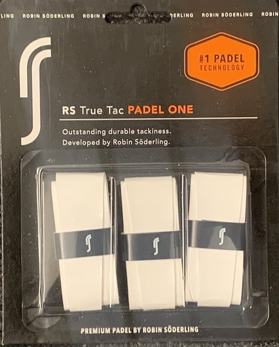 RS TRUE TAC PADEL ONE 3-PACK