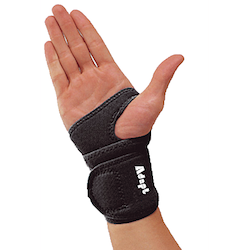 WRIST SUPPORT WITH THUMB LOOP