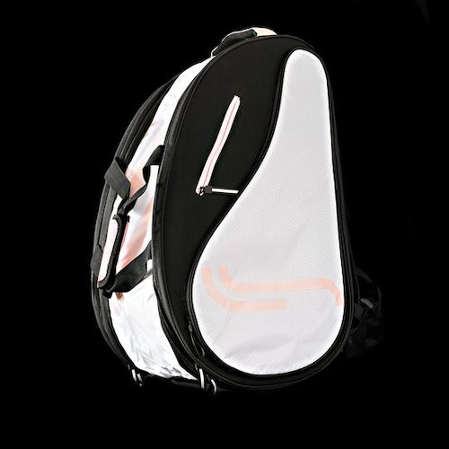 "RS Classic Padel Bag ""White/Black/Pink"""