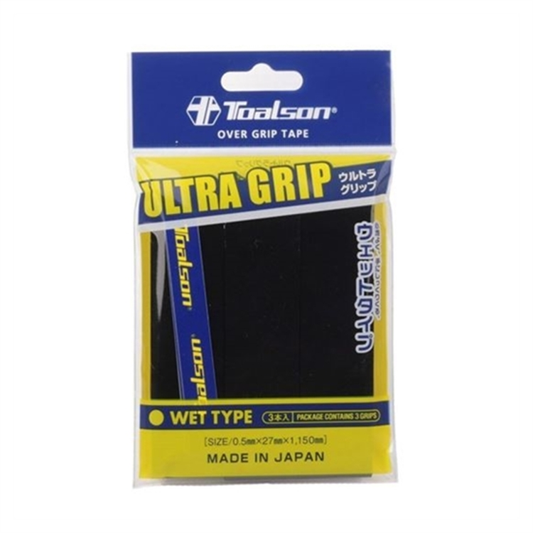 Toalson Ultra Grip 3-Pack (flera olika färger)