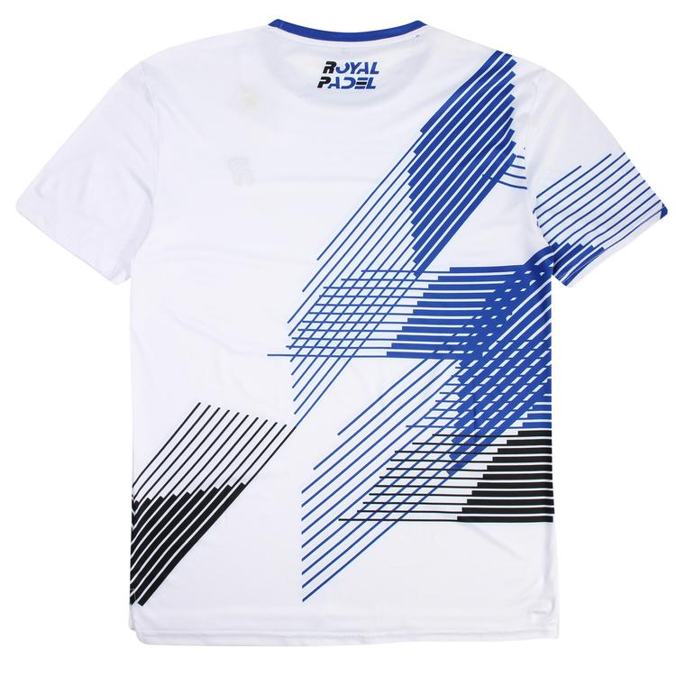 Tränings t-shirt vit