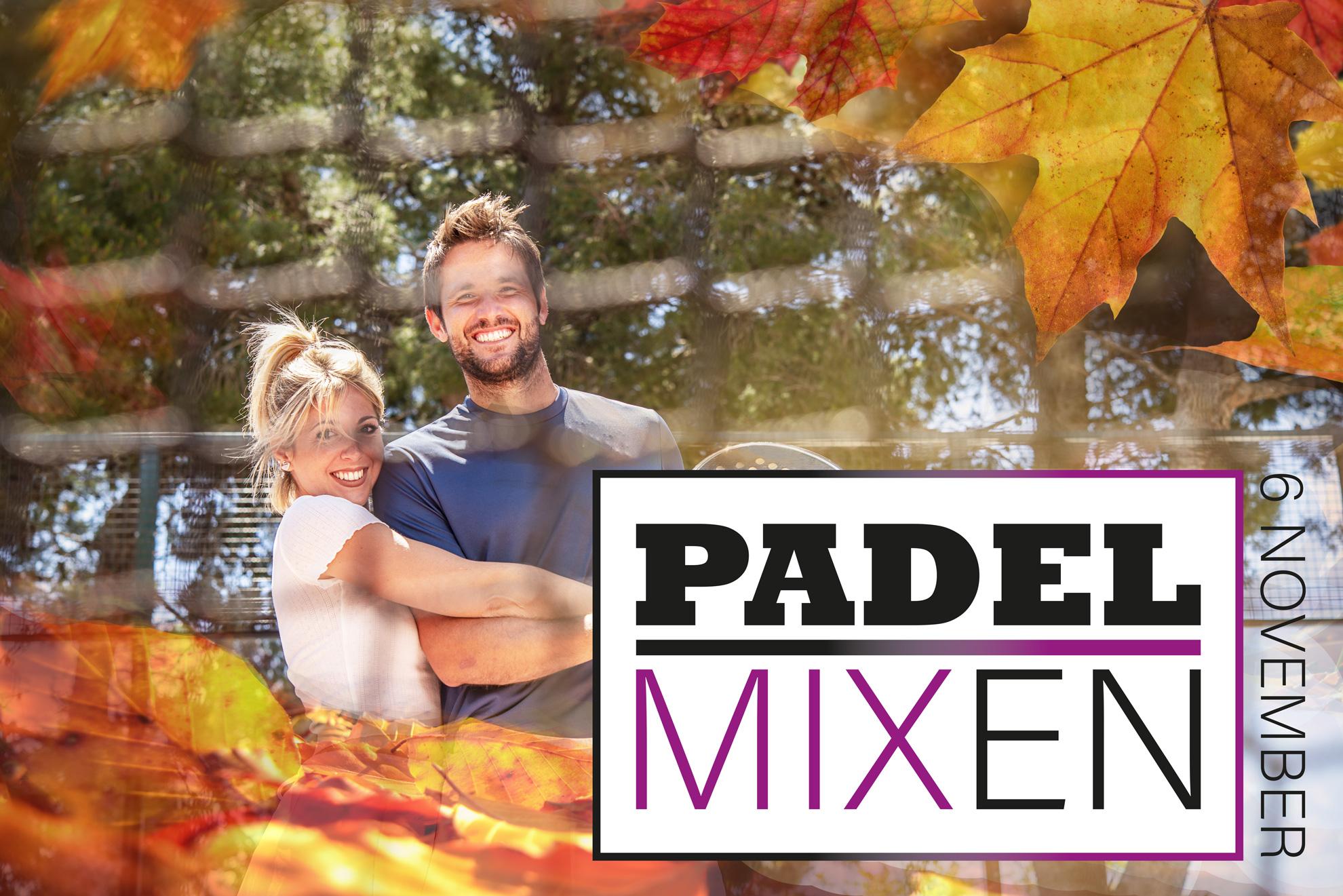 PadelMixen - 6 november