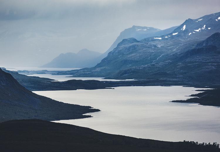 Scandinavian Nature - Saltoluokta