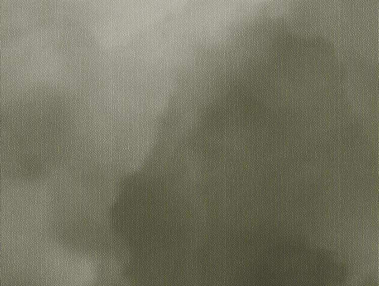 Detaljbild av Nelly - molntapet i brungrön ton.