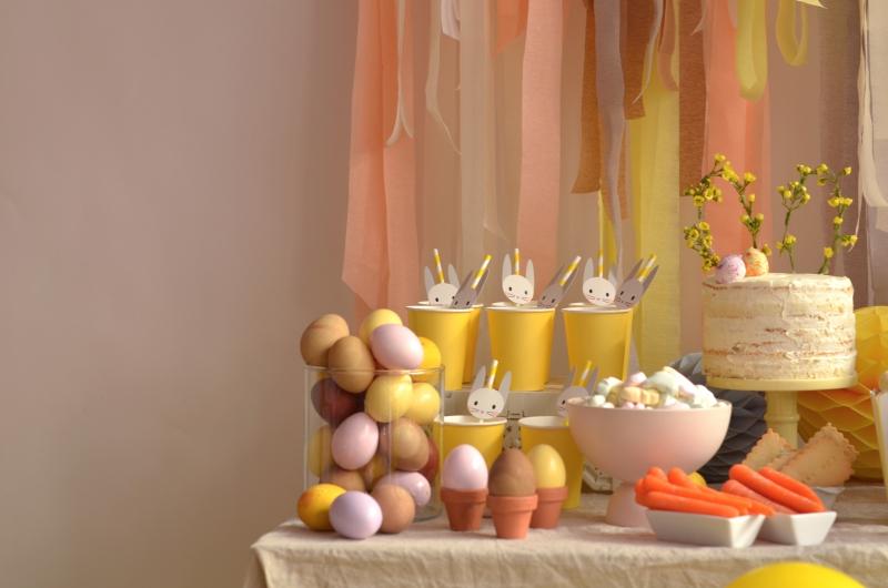 Läckra påskägg med naturliga färger!