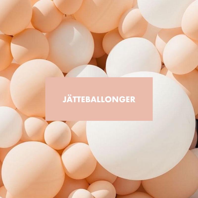 Jätteballonger - Theo & jag