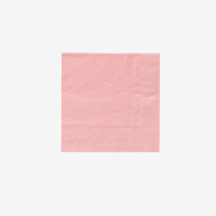 Servetter - Blush