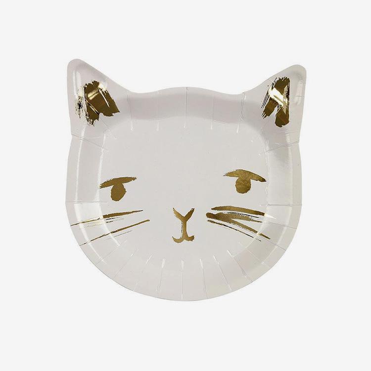 Tallrikar - Katt