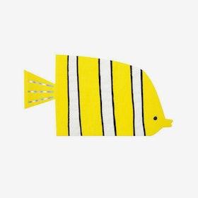 Servetter - Fisk