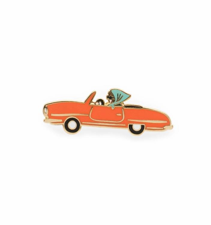 Enamel Pin - Car