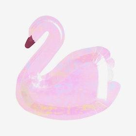 Tallrikar - Swan