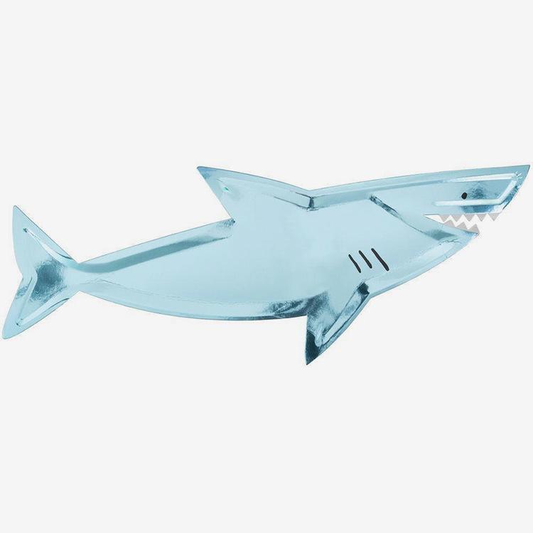 Tallrikar - Shark