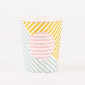 Muggar Pastel Stripes