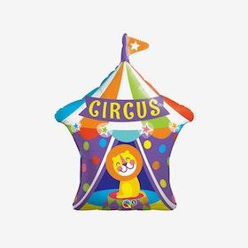 Folieballong - Cirkus
