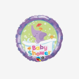 Folieballong - Baby Elefant