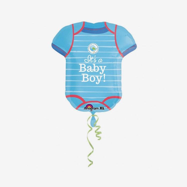 Folieballong - It's a Baby Boy