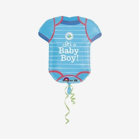 Folieballong - It's a Baby Boy