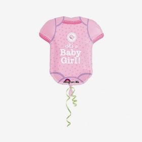 Folieballong - It's a Baby Girl
