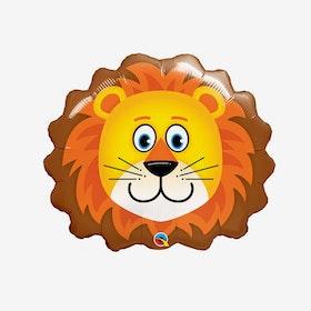 Folieballong - Lejon