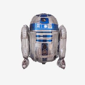 Folieballong - Robot R2D2