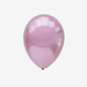 Ballong 28 cm - Chrome Mauve