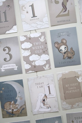 Baby's Cards - Mrs Mighetto