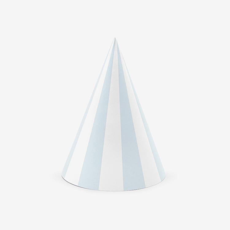 Kalashattar - Ljusblå