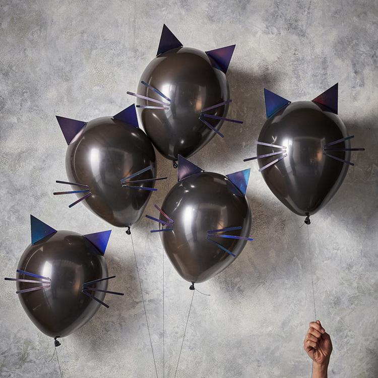 Ballonger - Svarta Katter