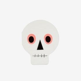 Servetter - Neon Skull