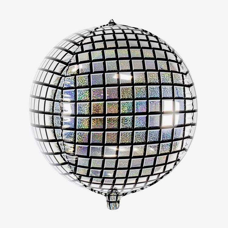 Folieballong - Discokula