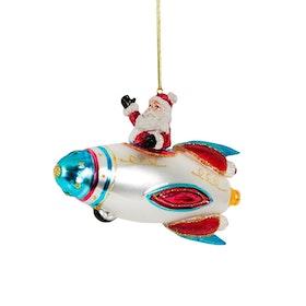 Julgranskula - Spaceship